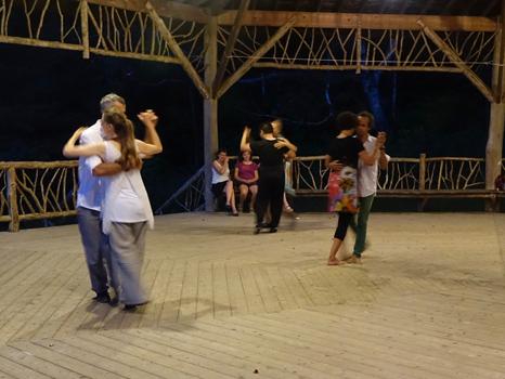 Tango at the Pavilion