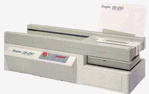 Duplo DB-250 Perfect Binder