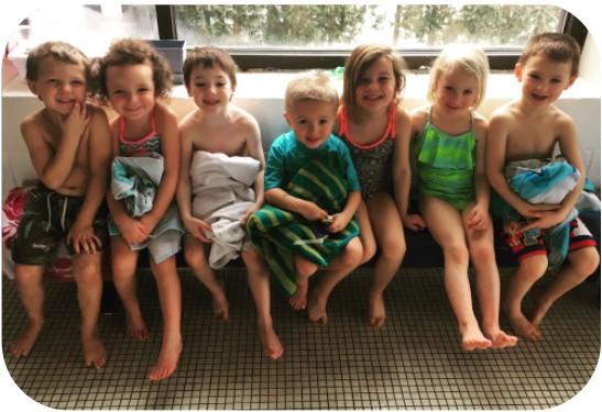 Session 1 Swim Lessons