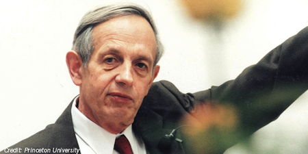 Mathematician John Nash Receives Long-Awaited Recognition in 2015 Abel Prize