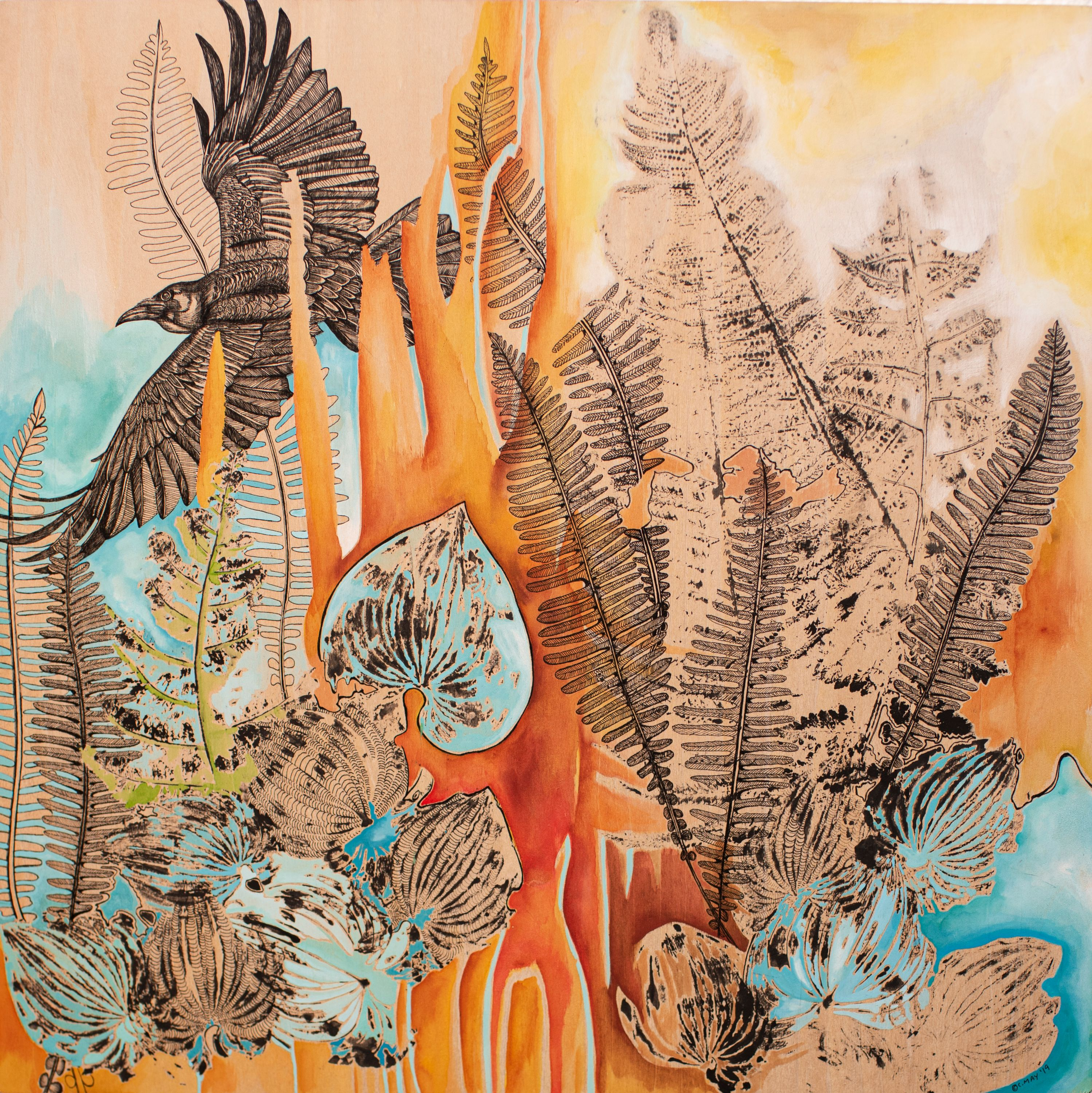 """Cammie May - """"Flora and Flight"""""""