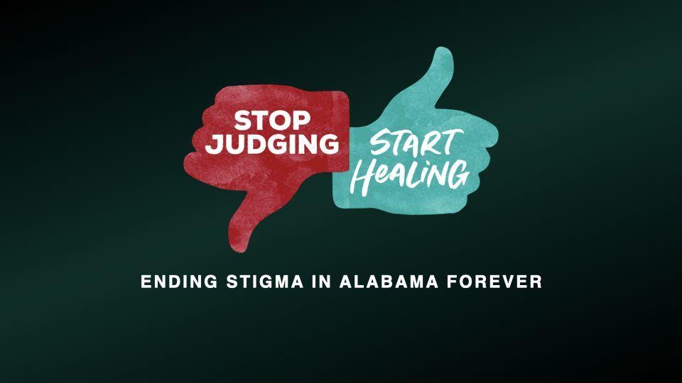 Stop Judging. Start Healing