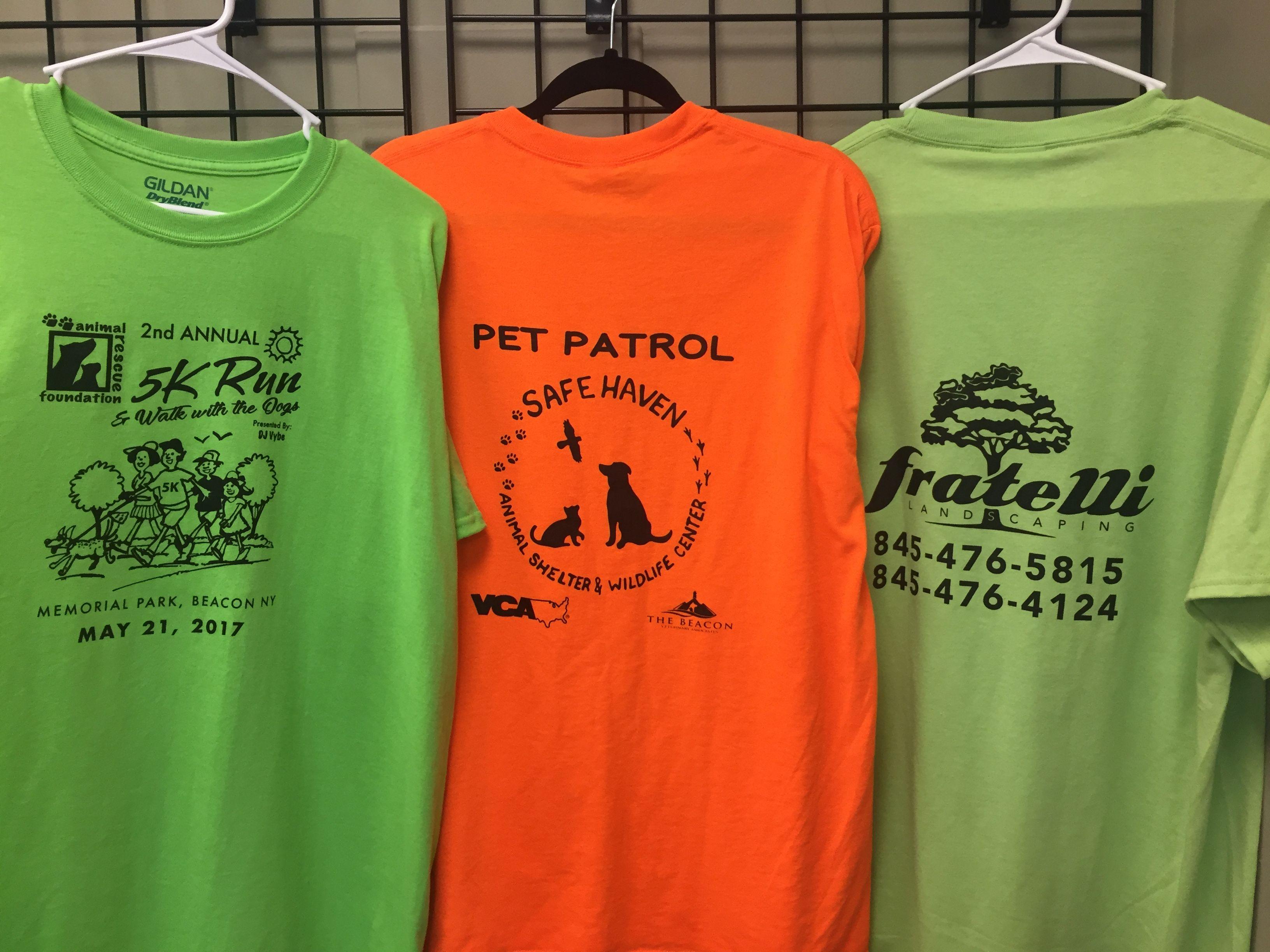 Screen Print T-shirts