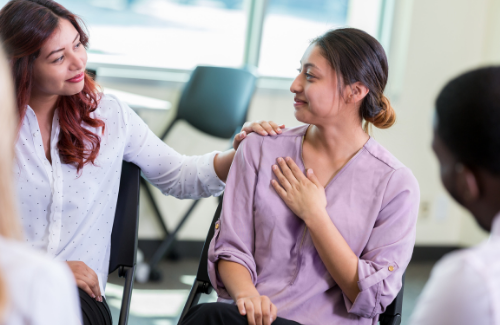 Building Connections: Seeking Support in a Time of Social Distance