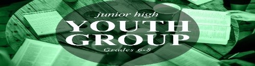 Jr High Youth Group