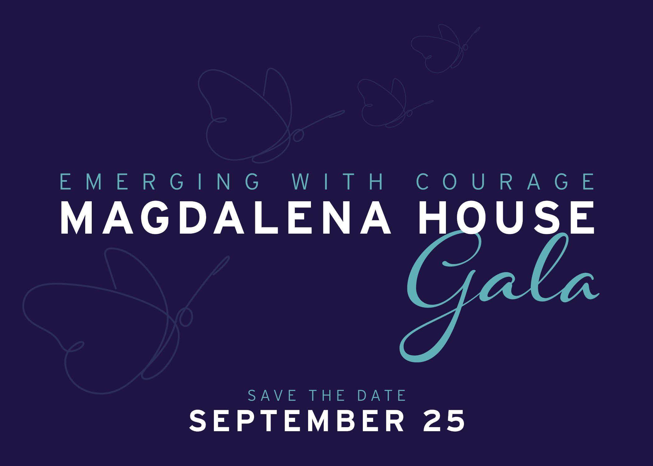 Magdalena House Gala September 25 2021
