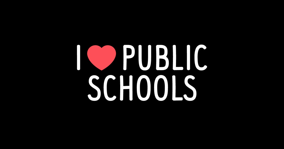 The Groundwork - I Love Public Schools