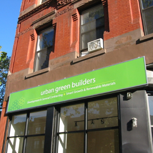 AWNING / BUILDING SIGNS
