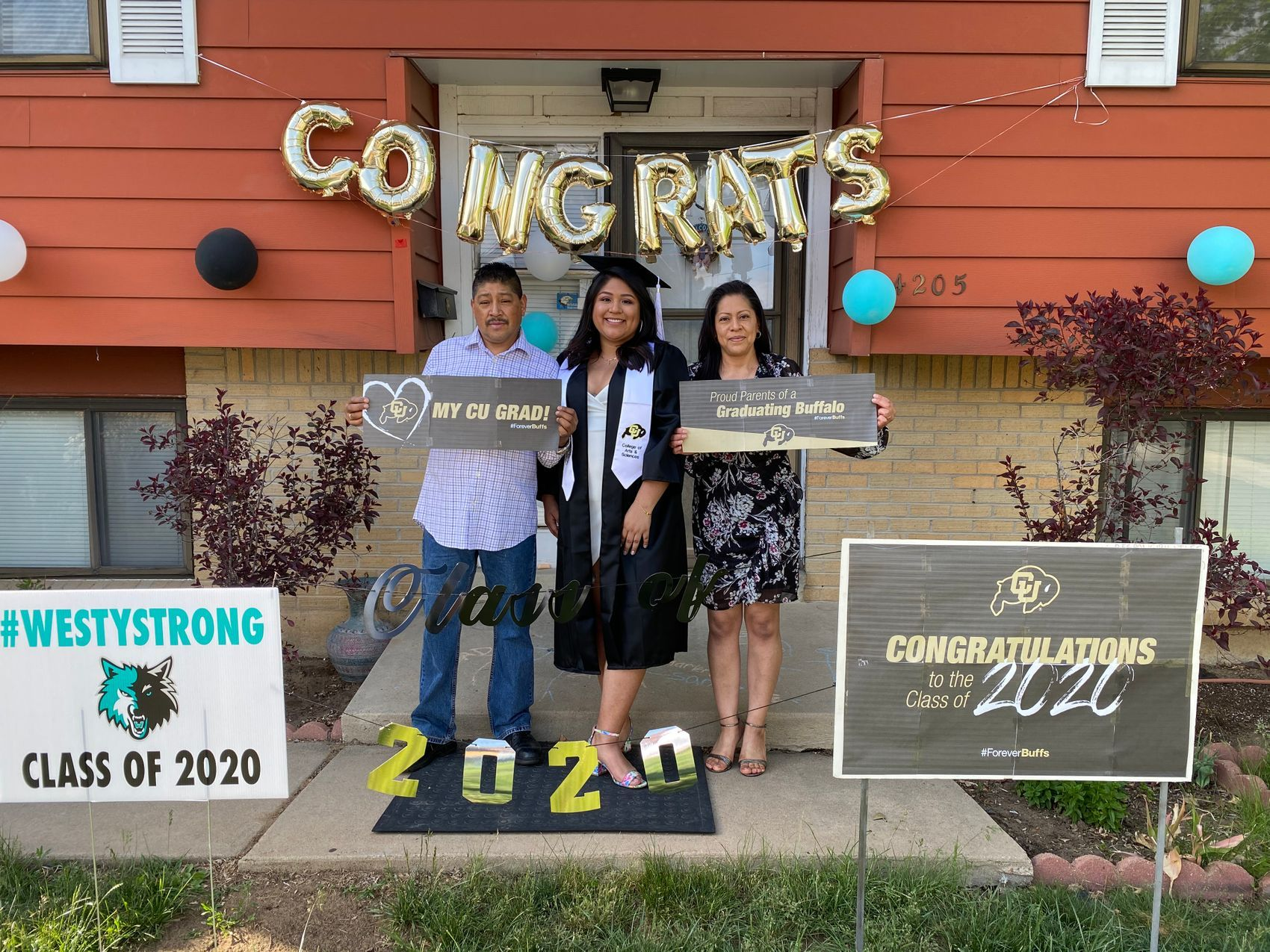 Celebrating our May 2020 college graduates!!