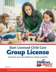 Start Licensed Child Care Group License