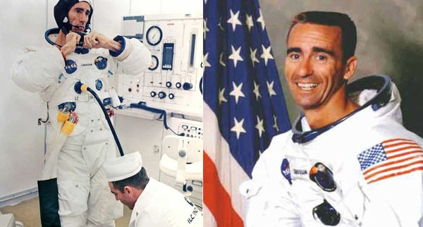 The Golden Age of Spaceflight - An Evening with Apollo 7 Astronaut Walter Cunningham