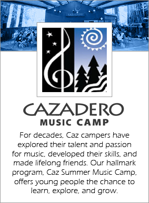 Cazadero Music Camp