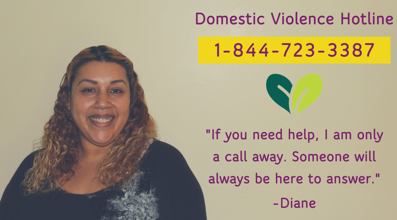 Diane's Story - Just a Call Away from Help