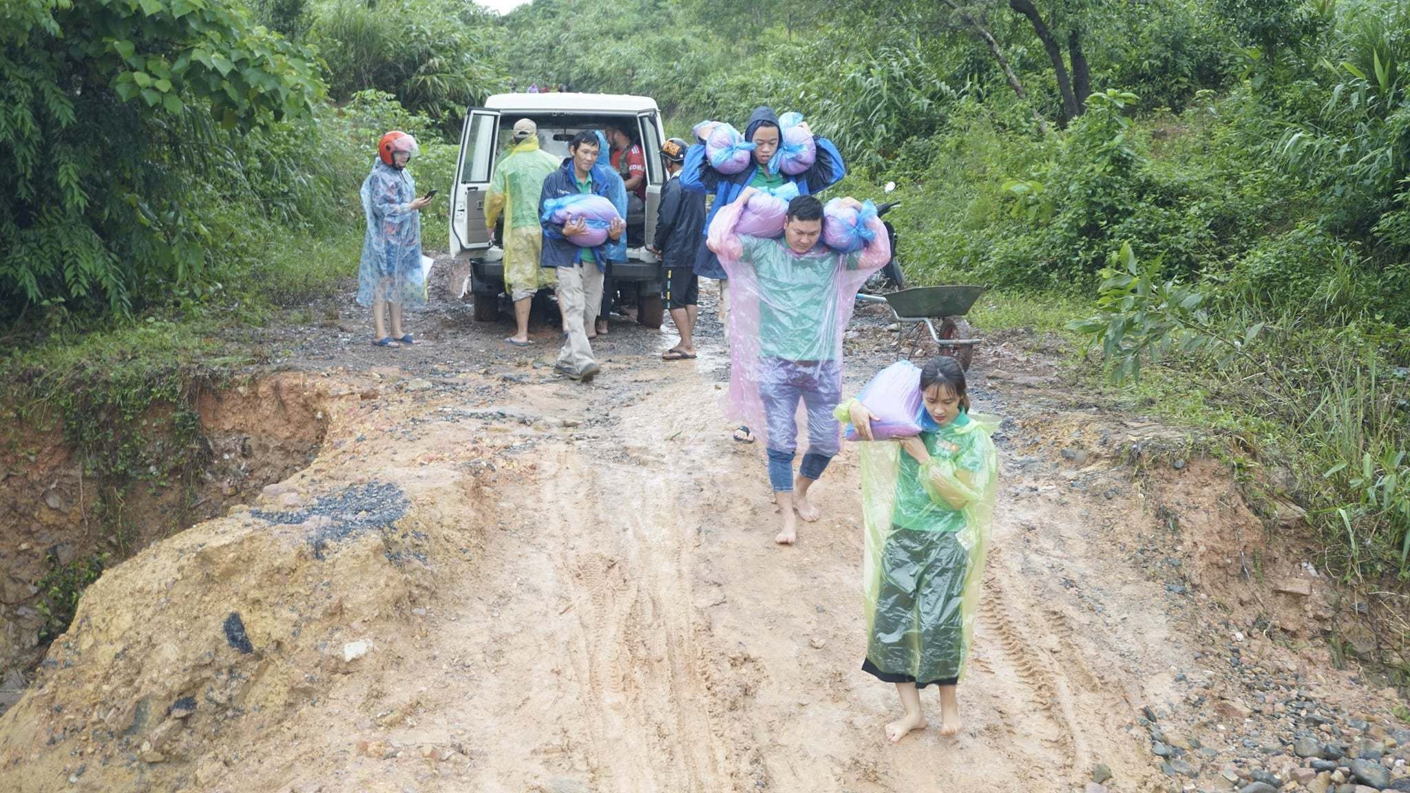 Central Vietnam Flood Relief