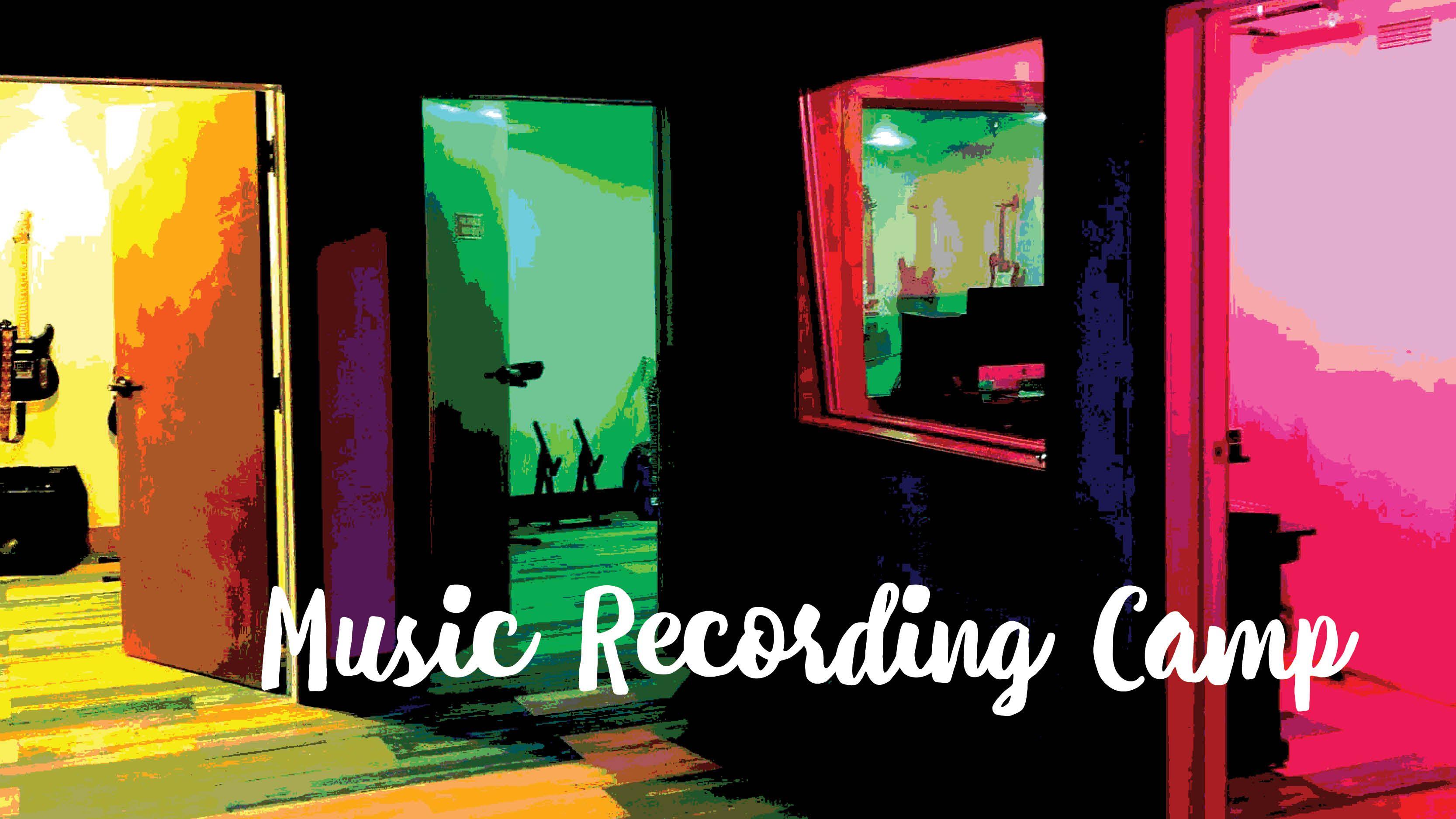 AMP: Music Recording Camp