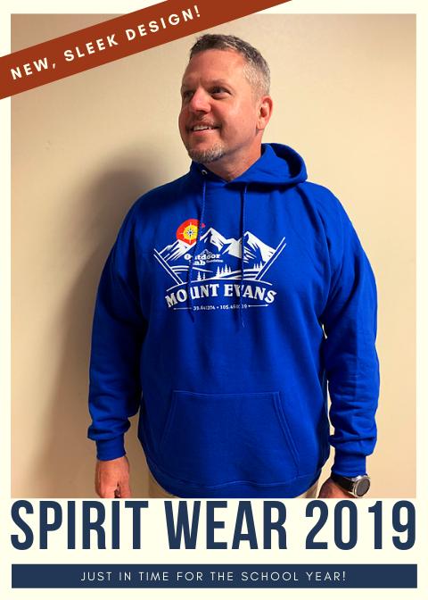New Spirit Wear is Here