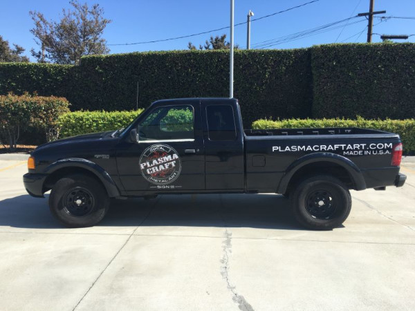 Affordable vehicle graphics for businesses in Orange County CA