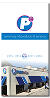 Printedge Summary of Products and Services Brochure