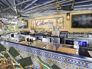 COLUMBIA CAFE