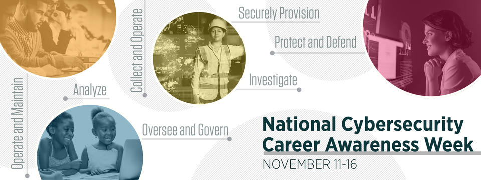 National Cybersecurity Career Awareness Week