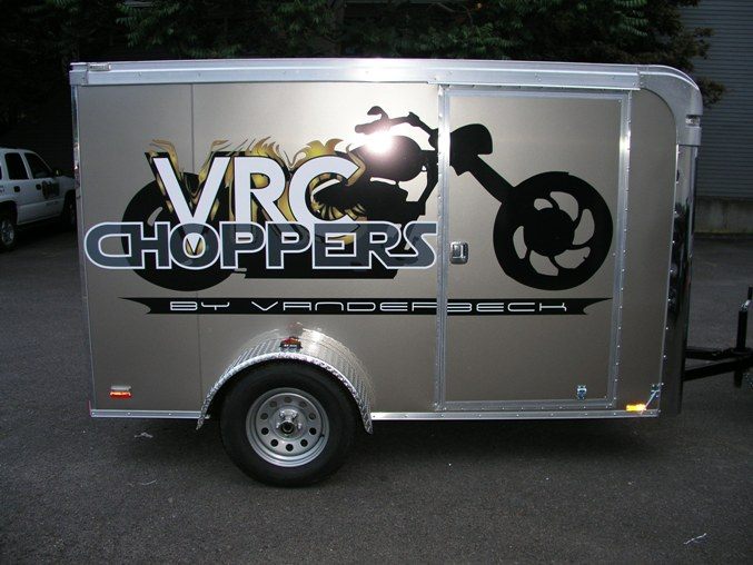 VRC Choppers Decal