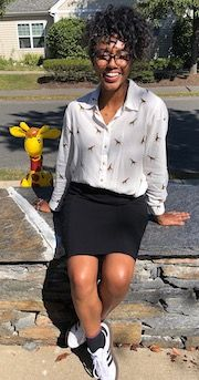 Kattye Soares, Intergenerational & Arts Programming Coordinator