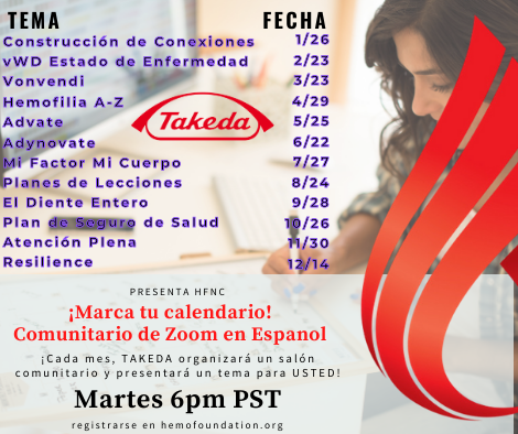 HELLO Talk & Salon Comunitario de Zoom