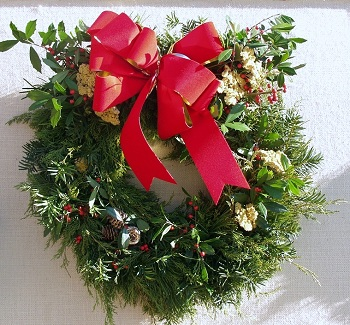 Adkins Arboretum Holiday Wreath Sale is Sat., Dec. 1