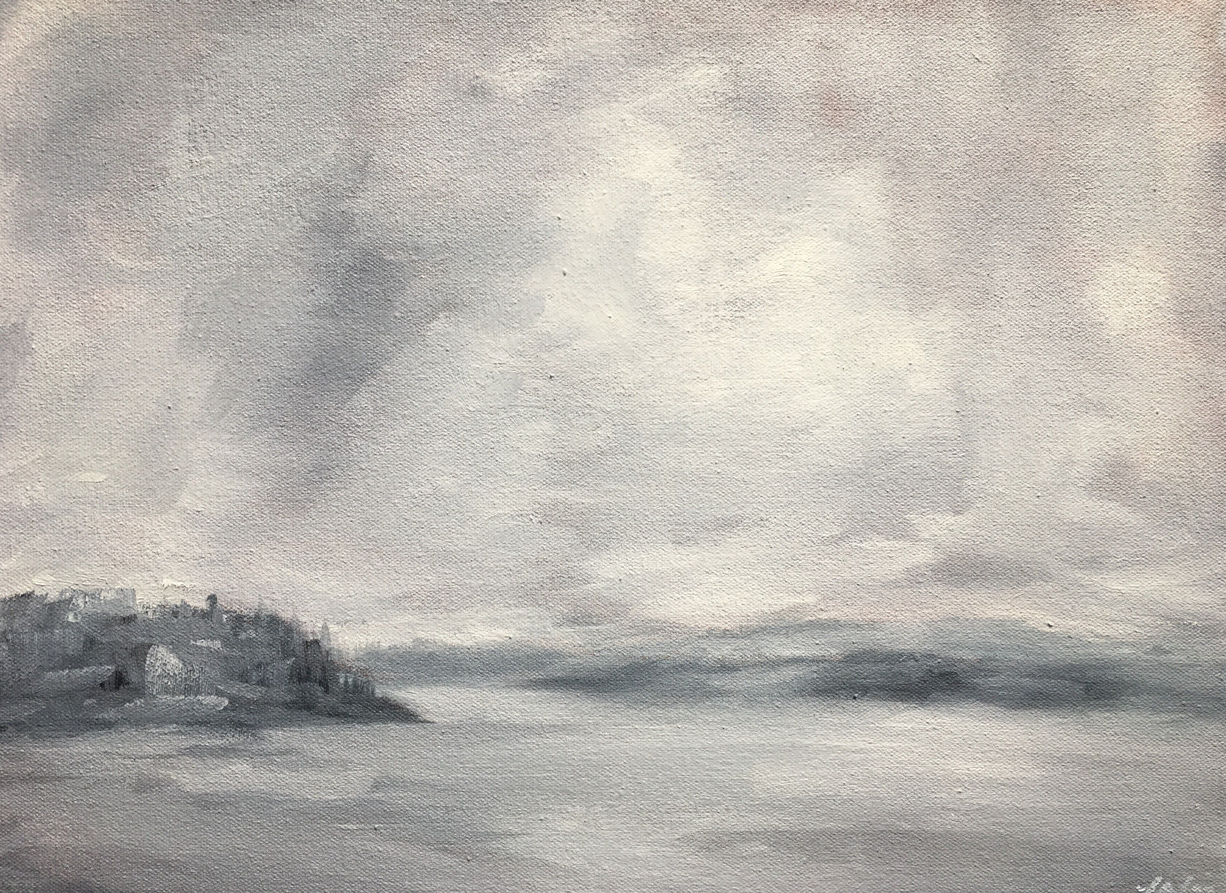"Julie Berg-Linville - ""Snowfall Over the Tongass"""