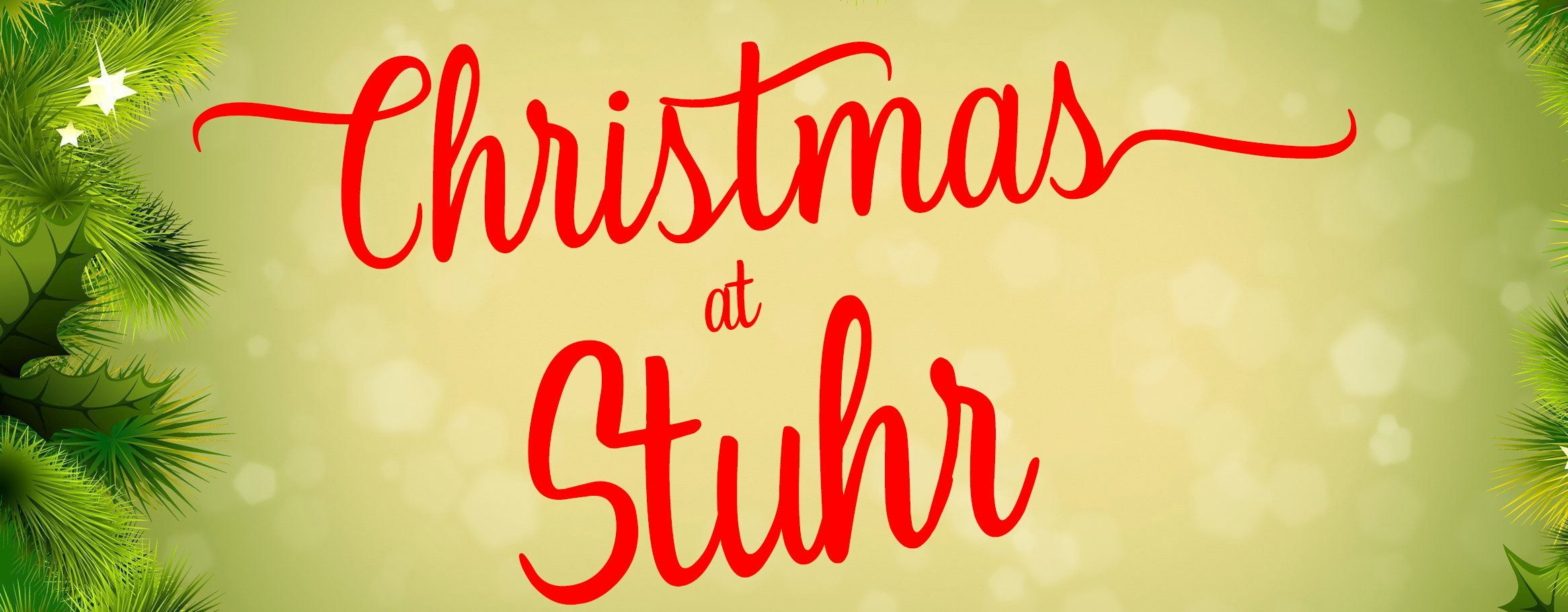 Christmas at Stuhr