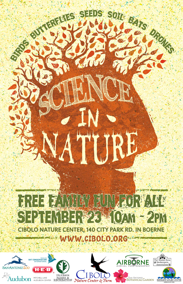 CNC: Science in Nature