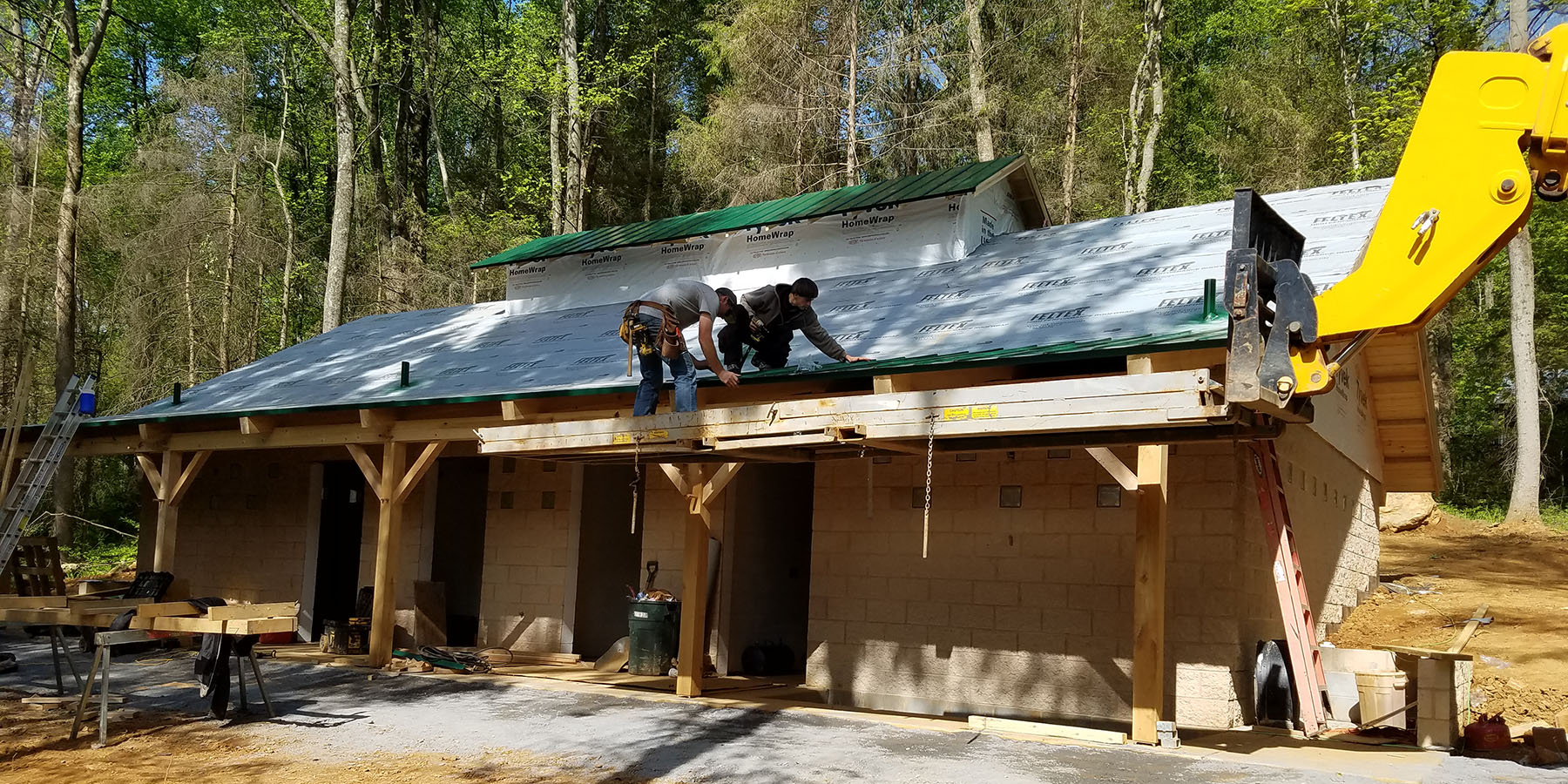 Catoctin Bathhouse Project Update