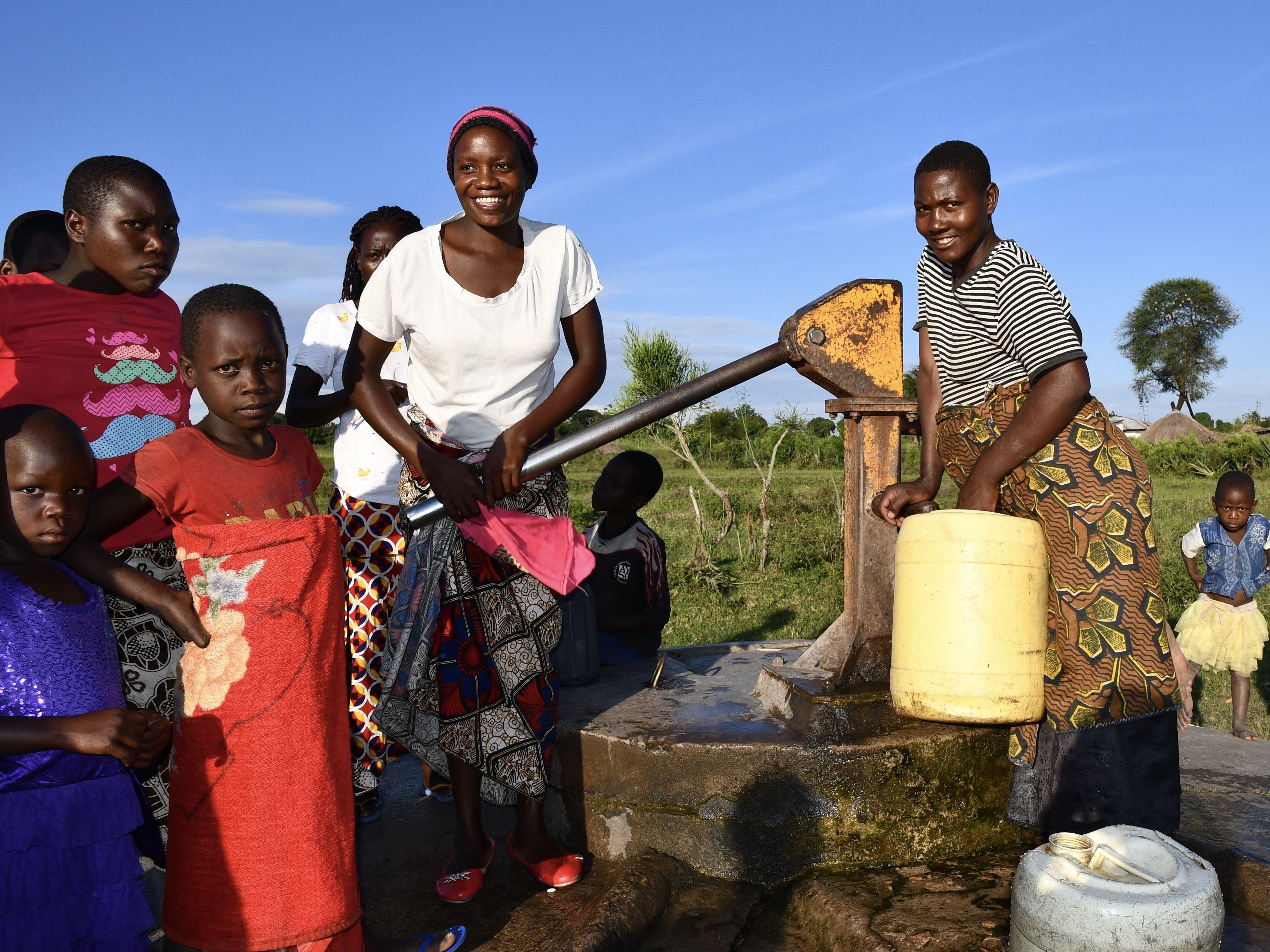 Help Families Test & Treat Water