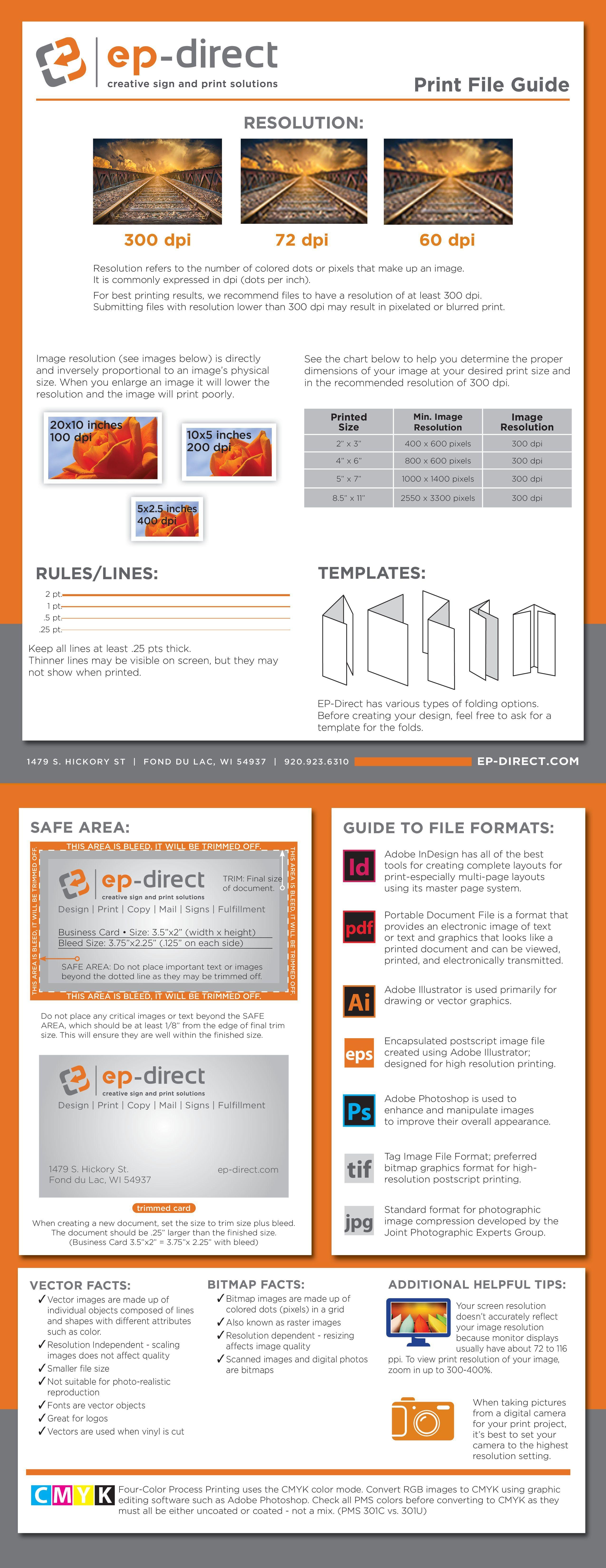 Print File Guide