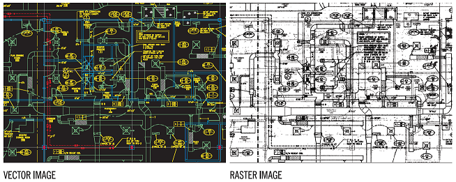 Cad drawing conversions autocad conversion process is used to convert existing legacy drawings hard copies blue prints into electronic formats there are several types of such malvernweather Choice Image