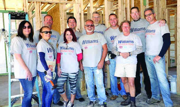 Community Service Is Top Priority For Williams Automotive Group