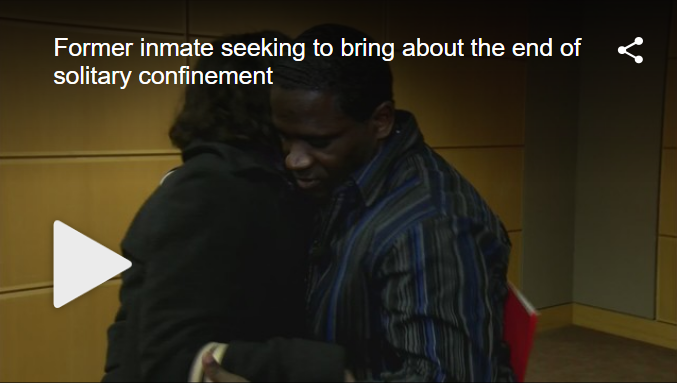 After more than two decades in solitary confinement, former inmate seeks to end the practice