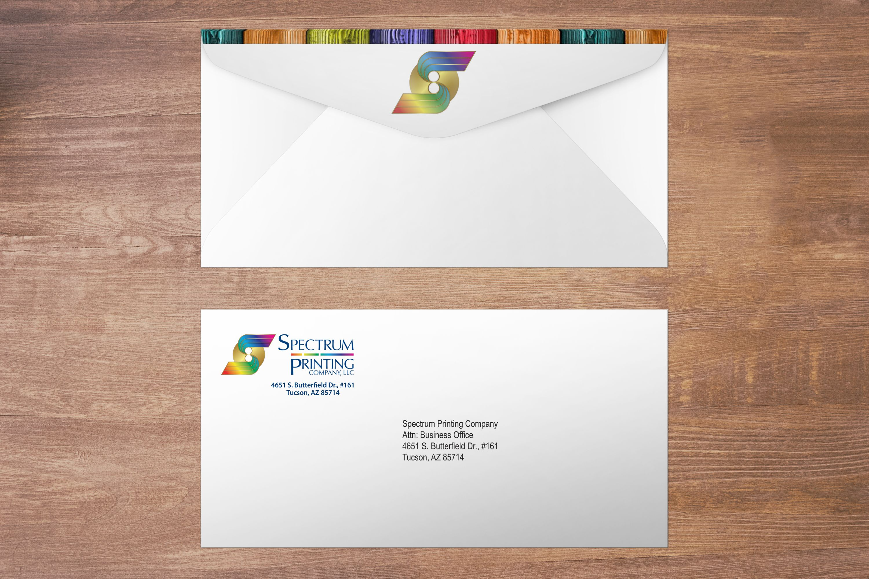 Request an estimate for printing and mailing envelopes.
