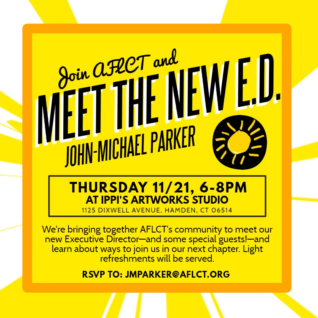 Meet the New E.D.!