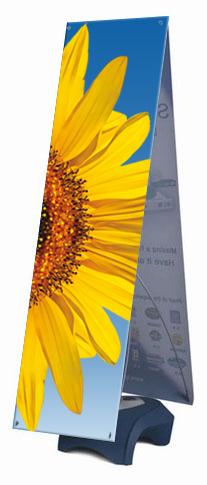 Outdoor X Banner