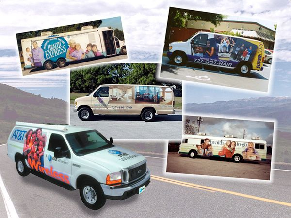 Vehicle Graphics-Full Color (Photo Gallery)