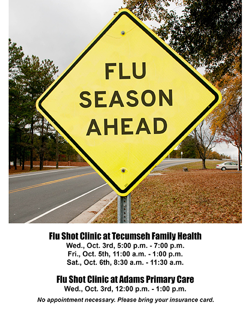Protect yourself from the flu!