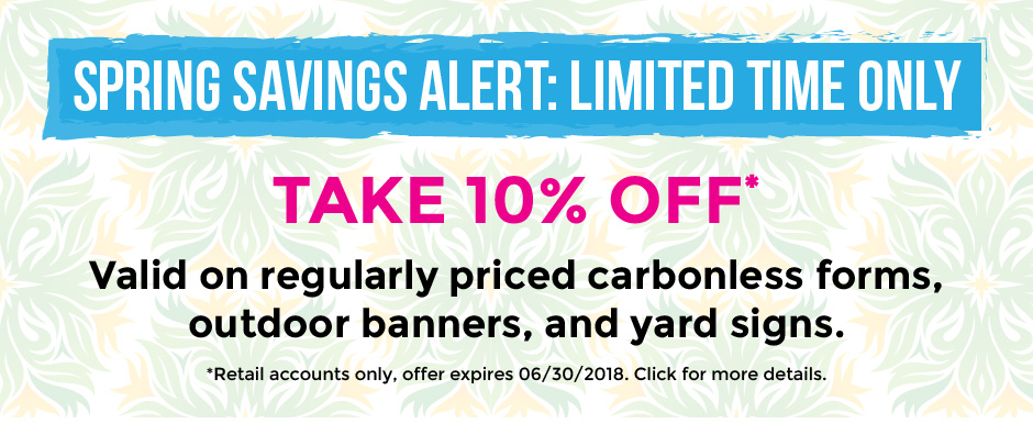 Advanced blueprint copy abc digital on sale now carbonless forms outdoor banners and yard signs 10 off malvernweather Choice Image