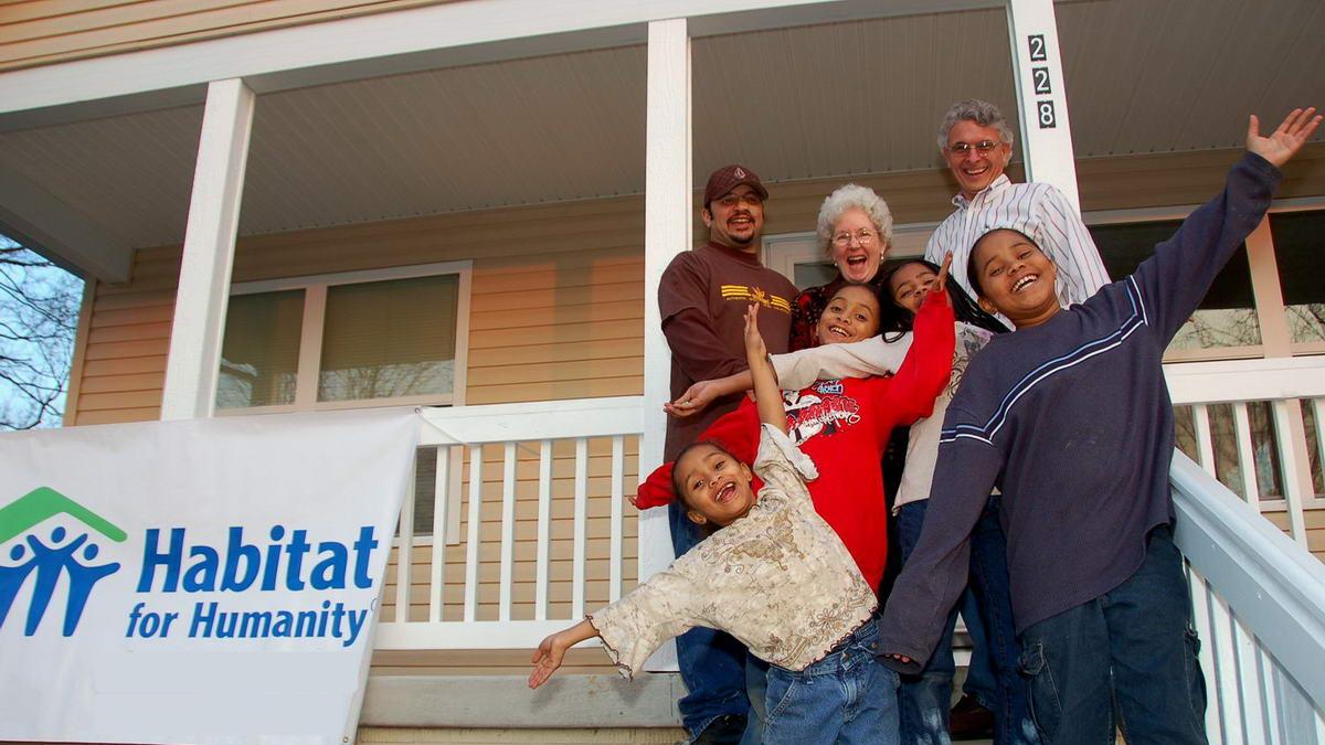 New Habitat Homeowners