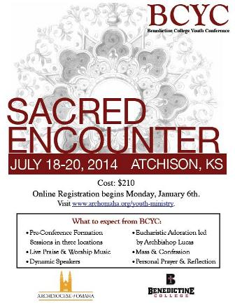 Benedictine College Youth Conference (BCYC)