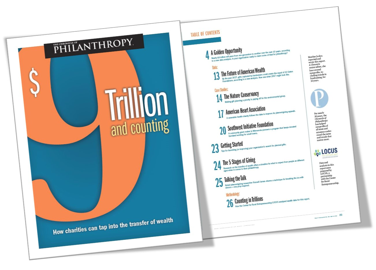 Out Now! Report Featuring National Transfer of Wealth™ Analysis