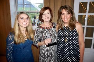 Jazmine Murphy, Marijo Rymer and Beth Leon