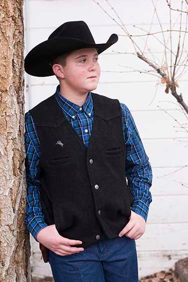 Young cowboy poet performing Sept. 13 at Cultural Heritage Center