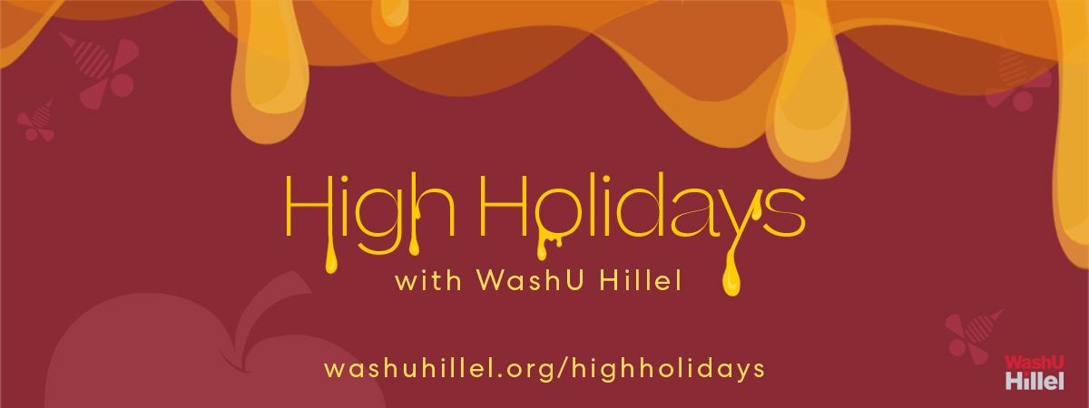 High Holidays with WashU Hillel