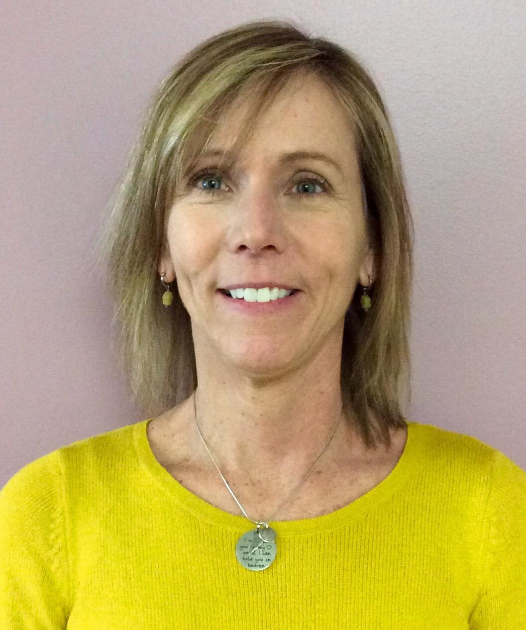 Jennifer Becker, Program Assistant